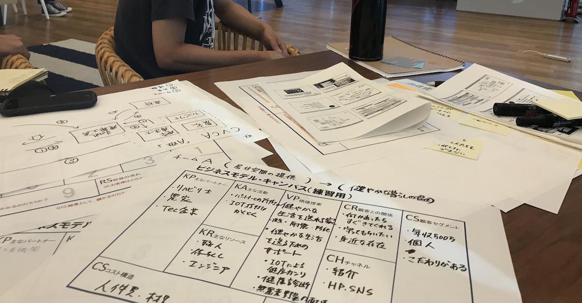 Xデザイン学校 3回目 ビジネスインタビュー